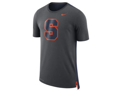 Syracuse Orange Nike NCAA Men's Meshback Travel T-Shirt