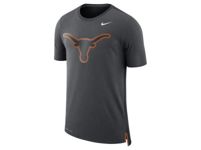 Texas Longhorns Nike NCAA Men's Meshback Travel T-Shirt