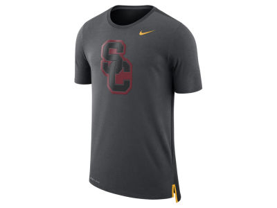USC Trojans Nike NCAA Men's Meshback Travel T-Shirt