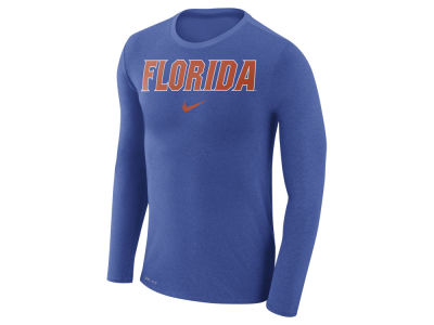Florida Gators Nike NCAA Men's Marled Long Sleeve T-Shirt