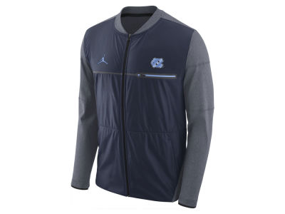 North Carolina Tar Heels Jordan NCAA Men's Elite Hybrid Jacket