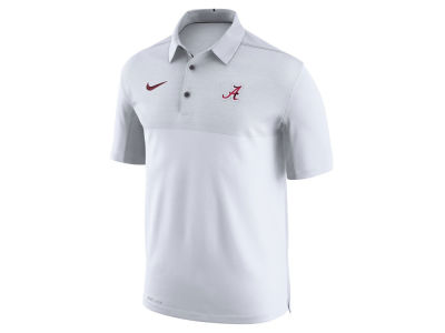 Alabama Crimson Tide Nike NCAA Men's Elite Coaches Polo