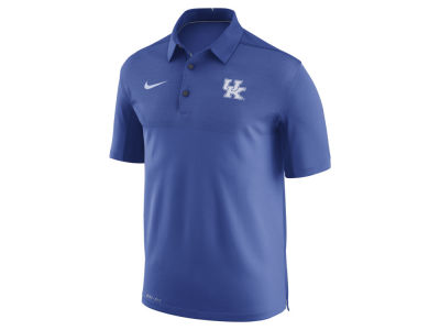 Kentucky Wildcats Nike NCAA Men's Elite Coaches Polo