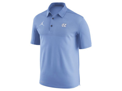 North Carolina Tar Heels Jordan NCAA Men's Elite Coaches Polo