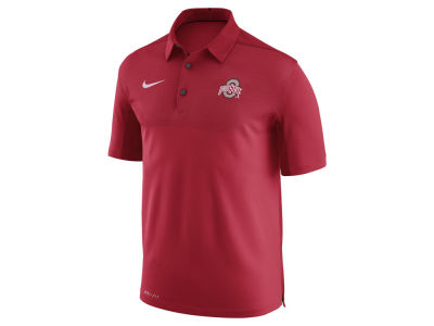 Ohio State Buckeyes Nike NCAA Men's Elite Coaches Polo