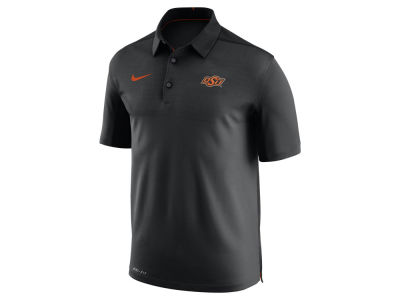 Oklahoma State Cowboys Nike NCAA Men's Elite Coaches Polo