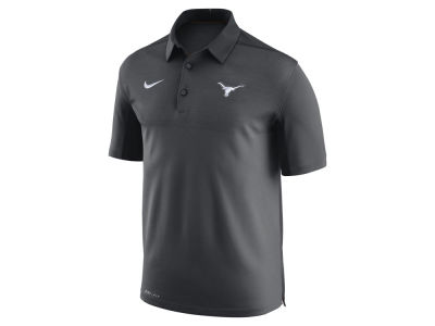 Texas Longhorns Nike NCAA Men's Elite Coaches Polo