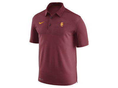 USC Trojans Nike NCAA Men's Elite Coaches Polo