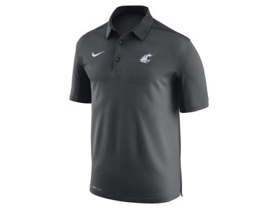 Washington State Cougars Nike NCAA Men's Elite Coaches Polo