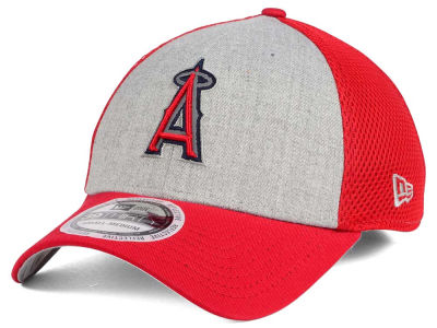 Los Angeles Angels New Era MLB Total Reflective 39THIRTY Cap