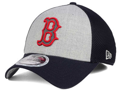 Boston Red Sox New Era MLB Total Reflective 39THIRTY Cap