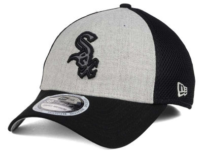 Chicago White Sox New Era MLB Total Reflective 39THIRTY Cap