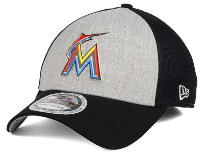 Miami Marlins New Era MLB Total Reflective 39THIRTY Cap