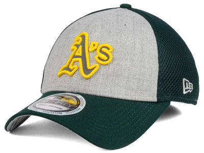 Oakland Athletics New Era MLB Total Reflective 39THIRTY Cap