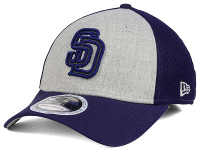 San Diego Padres New Era MLB Total Reflective 39THIRTY Cap