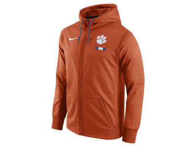 Clemson Tigers Nike NCAA Men's Therma Full-Zip Hoodie