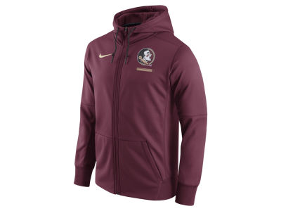 Florida State Seminoles Nike NCAA Men's Therma Full-Zip Hoodie