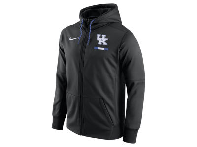 Kentucky Wildcats Nike NCAA Men's Therma Full-Zip Hoodie