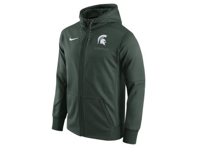 Michigan State Spartans Nike NCAA Men's Therma Full-Zip Hoodie
