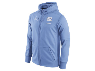North Carolina Tar Heels Jordan NCAA Men's Therma Full-Zip Hoodie