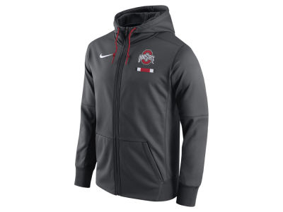 Ohio State Buckeyes Nike NCAA Men's Therma Full-Zip Hoodie