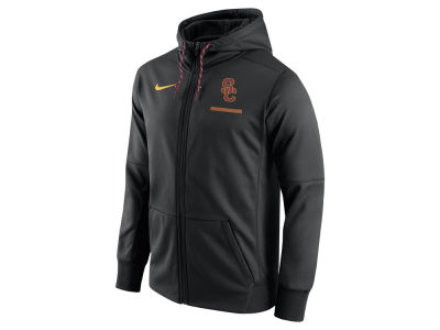 USC Trojans Nike NCAA Men's Therma Full-Zip Hoodie