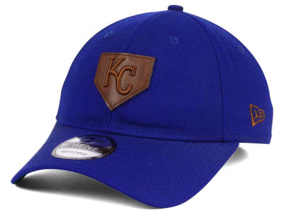 Kansas City Royals New Era MLB The Plate 9TWENTY Cap