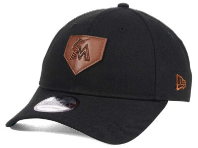 Miami Marlins New Era MLB The Plate 9TWENTY Cap