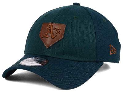 Oakland Athletics New Era MLB The Plate 9TWENTY Cap