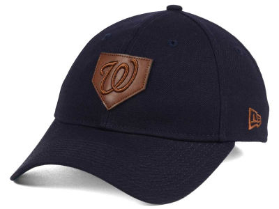 Washington Nationals New Era MLB The Plate 9TWENTY Cap