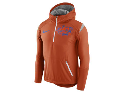 Florida Gators Nike NCAA Men's Fly-Rush Hooded Quarter Zip