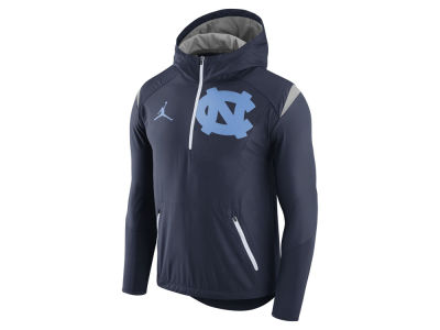 North Carolina Tar Heels Jordan NCAA Men's Fly-Rush Hooded Quarter Zip