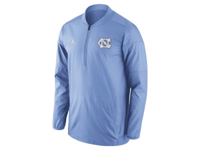 North Carolina Tar Heels Jordan NCAA Men's Lockdown Quarter Zip Pullover