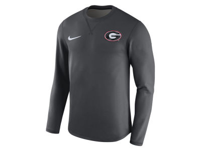 Georgia Bulldogs Nike NCAA Men's Modern Crew Sweatshirt