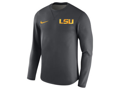 LSU Tigers Nike NCAA Men's Modern Crew Sweatshirt