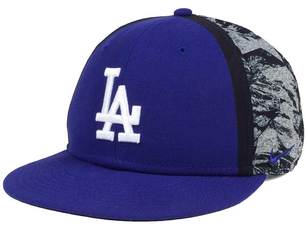 8e8d289dac6 Los Angeles Dodgers Nike MLB True Players Cap