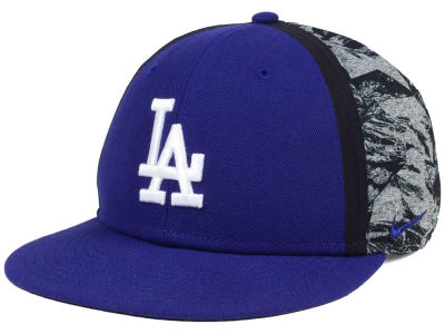 Los Angeles Dodgers Nike MLB True Players Cap