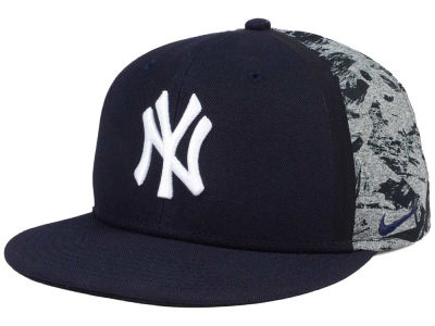 New York Yankees Nike MLB True Players Cap