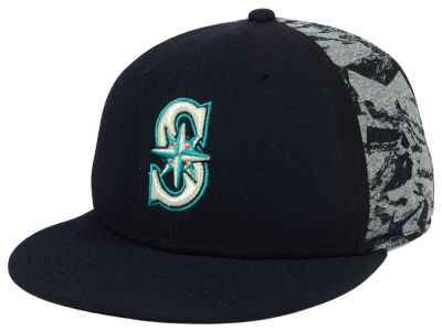 Seattle Mariners Nike MLB True Players Cap