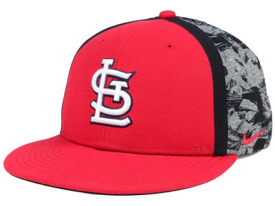 St. Louis Cardinals Nike MLB True Players Cap
