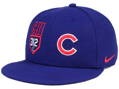 Chicago Cubs Nike MLB Verbiage True Cap