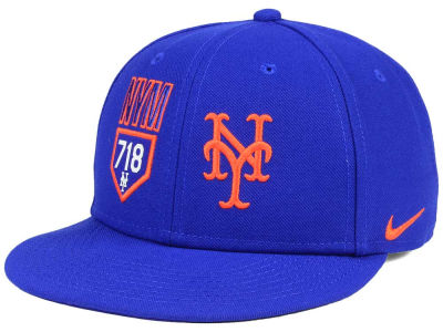 New York Mets Nike MLB Verbiage True Cap