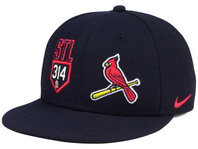 St. Louis Cardinals Nike MLB Verbiage True Cap