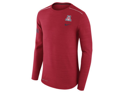 Arizona Wildcats Nike NCAA Men's Dri-Fit Breathe Long Sleeve T-Shirt