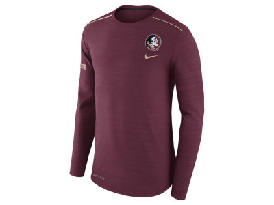 Florida State Seminoles Nike NCAA Men's Dri-Fit Breathe Long Sleeve T-Shirt