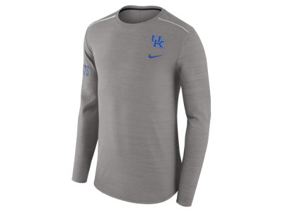 Kentucky Wildcats Nike NCAA Men's Dri-Fit Breathe Long Sleeve T-Shirt