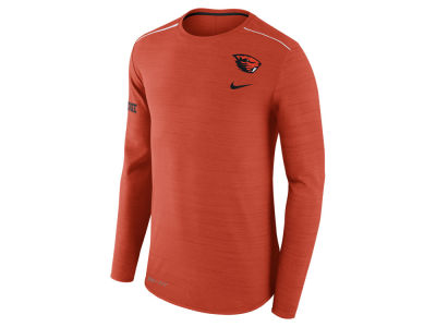 Oregon State Beavers Nike NCAA Men's Dri-Fit Breathe Long Sleeve T-Shirt