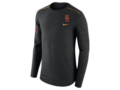 USC Trojans Nike NCAA Men's Dri-Fit Breathe Long Sleeve T-Shirt