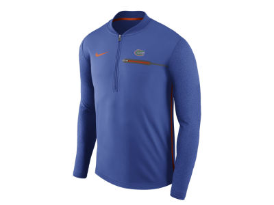 Florida Gators Nike NCAA Men's Coaches Quarter Zip