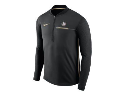 Florida State Seminoles Nike NCAA Men's Coaches Quarter Zip